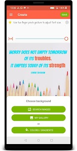 Quotes Creator v1.39 MOD APK [Unlocked] by Vikrams 3
