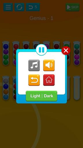 Ball Sort - Bubble Sort Puzzle Game 3.2 screenshots 8