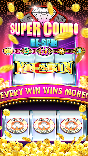 Slots Classic - Richman Jackpot Big Win Casino  screenshots 15
