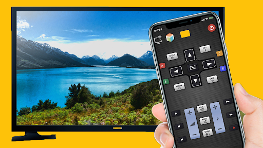 Universal Smart TV Remote Control App for All Lcd  screenshots 2