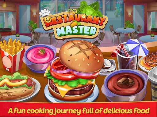 Restaurant Master : Kitchen Chef Cooking Game  screenshots 16