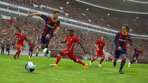 eFootball PES 2021 5.2.0 screenshots 9