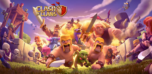 Clash of Clans - Apps on Google Play - Mustachioed Barbarians, fire wielding Wizards, and other unique troops are waiting for you! Enter the world of Clash! - Free Cheats for Games
