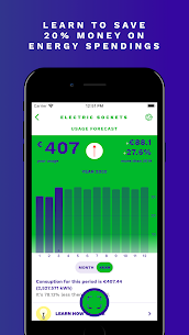 METERIE – ALL IN ONE ENERGY CONSUMPTION TRACKER 3