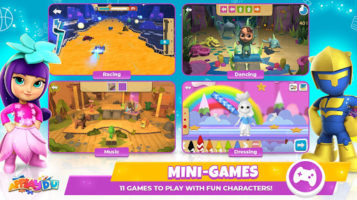 Applaydu by Kinder - Free Kids & Toddlers Games  screenshots 5