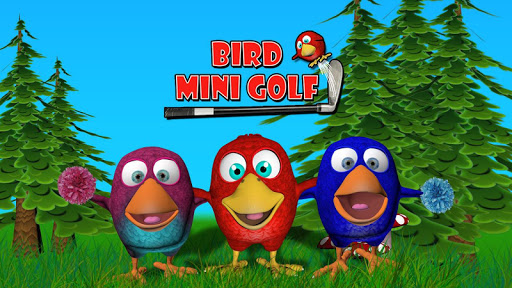 Bird Mini Golf - Freestyle Fun modavailable screenshots 14