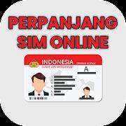 Perpanjang SIM Online Terbaru 2021