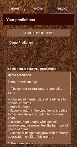 Coffee Divination Prediction fortune telling Latest screenshots 1