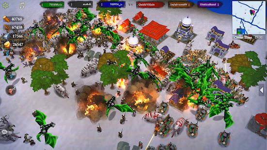 War of Kings : Strategy war game 84 screenshots 3