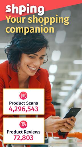 SHPING APP Product Price Scanner & Cash Rewards 1.0.118.503206 screenshots 1