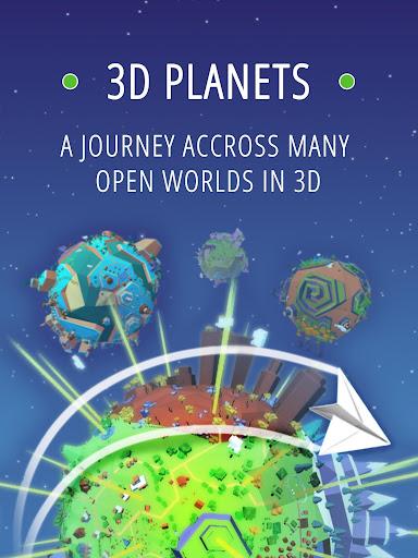Paper Plane Planet  screenshots 16