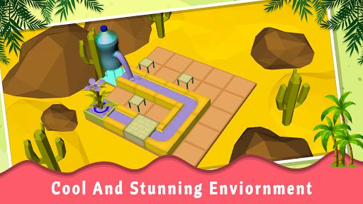 Code Triche Plant it   Water Puzzle 2020 APK MOD (Astuce) screenshots 2