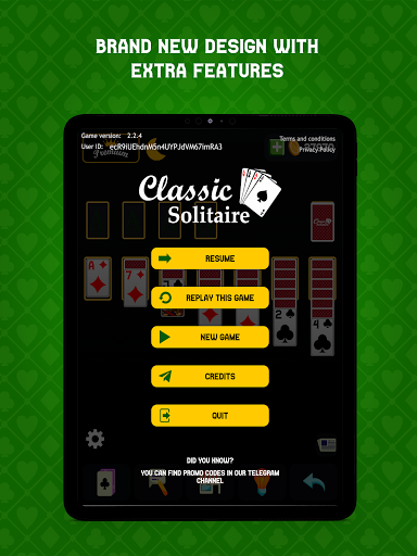 Classic Solitaire - Without Ads 2.2.21 screenshots 24