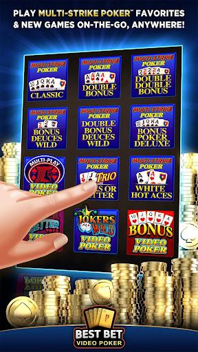 Best Bet Video Poker | Free Casino Poker Games 2.1.0 6