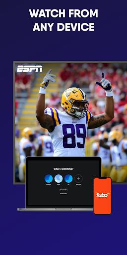 fuboTV: Watch Live Sports, TV Shows, Movies & News screenshots 7