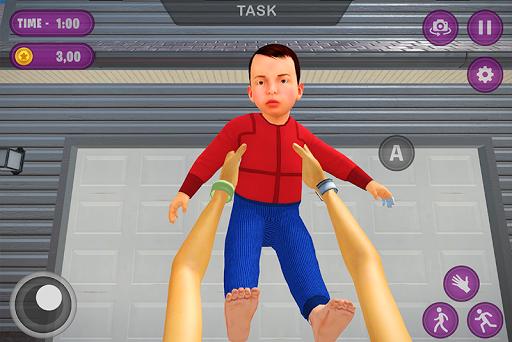 Virtual Twins mom: Mother Simulator Family life 4 screenshots 3