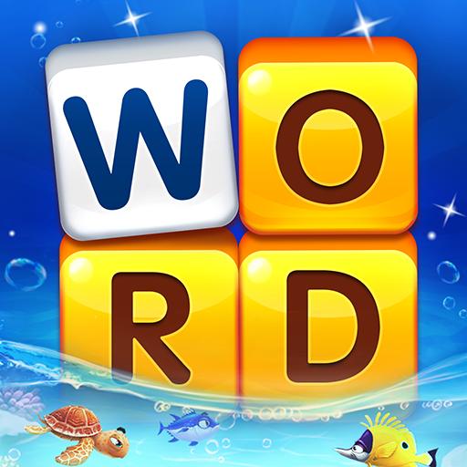 Word Games Ocean: Find Hidden Words