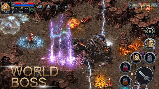 Teon: Sword & Magic apkslow screenshots 15