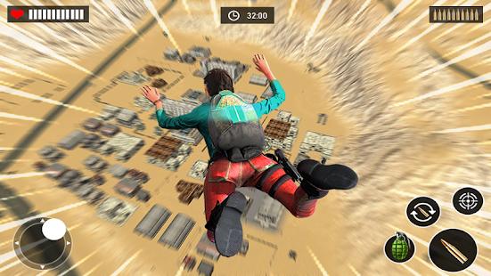 Battle Survival Desert Shooting Game 5 APK screenshots 4