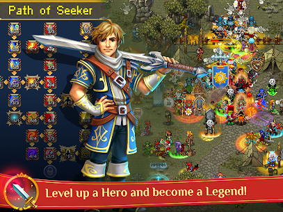 Warspear Online – Classic Pixel MMORPG (MMO, RPG) 10