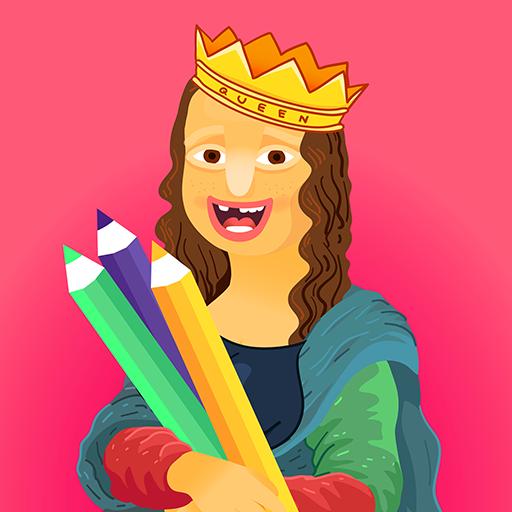 Painter Master: Customize a Masterpiece