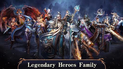 Ultimate Glory - War of Kings Apkfinish screenshots 16