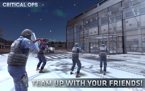 Critical Ops: Online Multiplayer FPS Shooting Game 1.22.0.f1268 screenshots 17