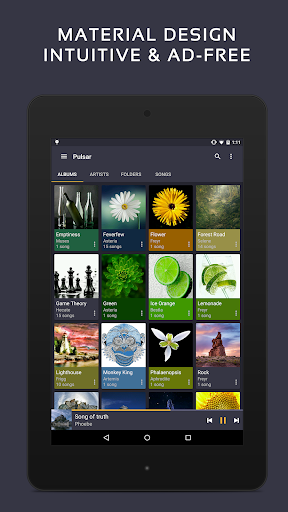Pulsar Music Player - Mp3 Player, Audio Player 1.10.1 screenshots 10