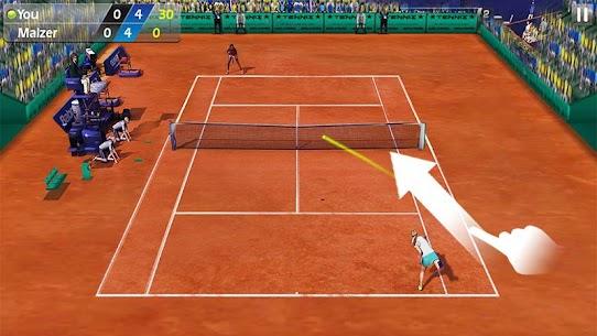 Fiske Tenisi 3D – Tennis Apk İndir 3
