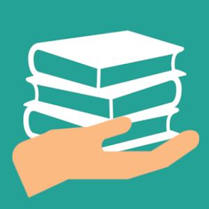 Handy Library  Book Organizer