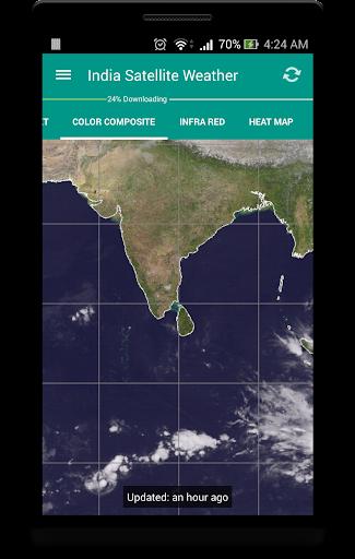 India Satellite Weather 5.0.6 Screenshots 7