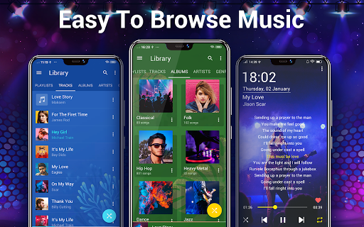 Music Player- Free Music & Mp3 Player 1.8.2 Screenshots 16
