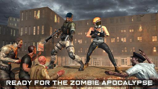 Mort Zombie Shooter: Jeux Zombie cible 3D APK MOD – Pièces Illimitées (Astuce) screenshots hack proof 2