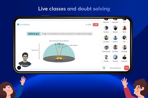 Unacademy Learner App apktram screenshots 4