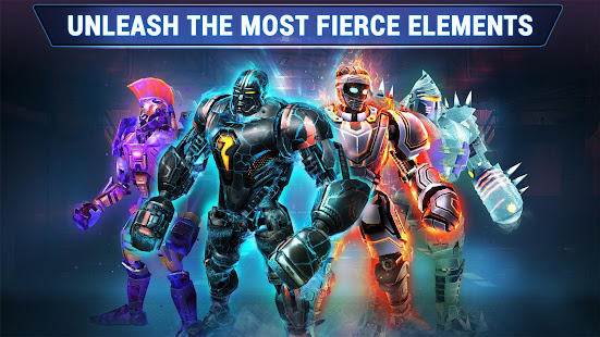 Real Steel Boxing Champions Unlimited Money