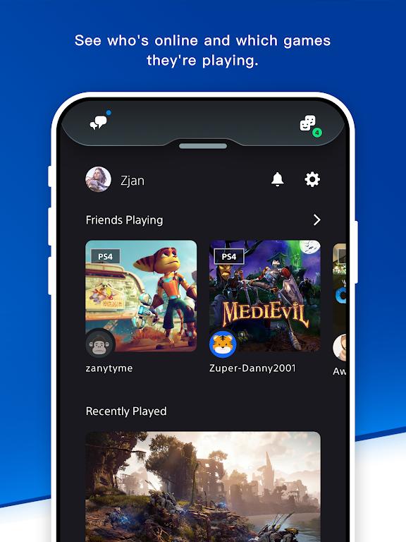 PlayStation App  poster 7