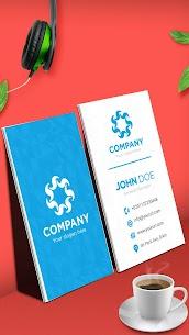 Business Card Maker MOD APK (Premium Unlocked) Download 6