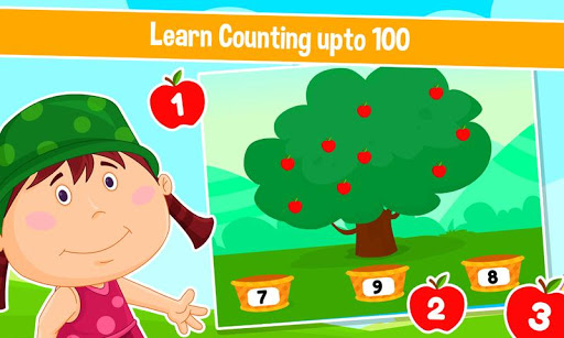 Learn 123 Numbers Counting for Kids Math Games  screenshots 3