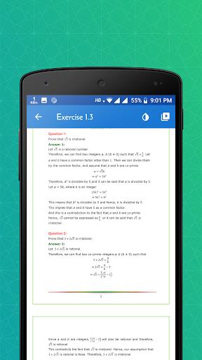 Class 10 Maths NCERT Solution android2mod screenshots 3