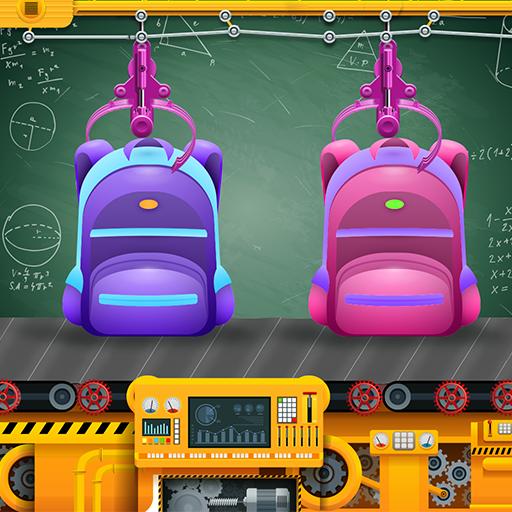 Baixar School Bags Maker Factory – Factories Management