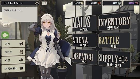 Maid Master Mod Apk (God Mod/DMG) 6