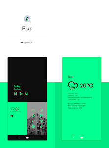 Fluo for KLWP v2021.May.13.15