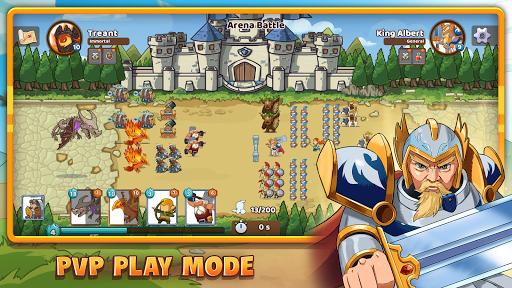 Clash of Legions - Kingdom Rise  screenshots 7