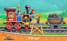 子供の幼稚園のための列車ゲームの学習のおすすめ画像2