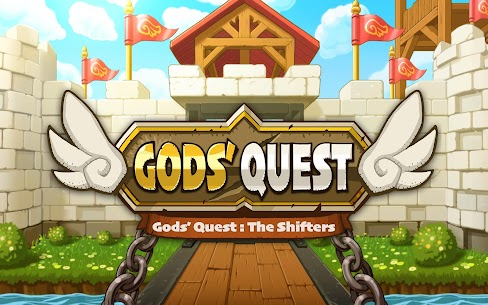 Gods' Quest : The Shifters Apk Mod + OBB/Data for Android. 1
