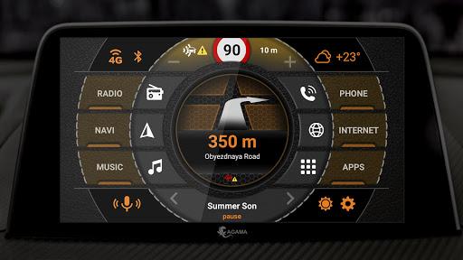 AGAMA Car Launcher 2.6.0 Screenshots 4
