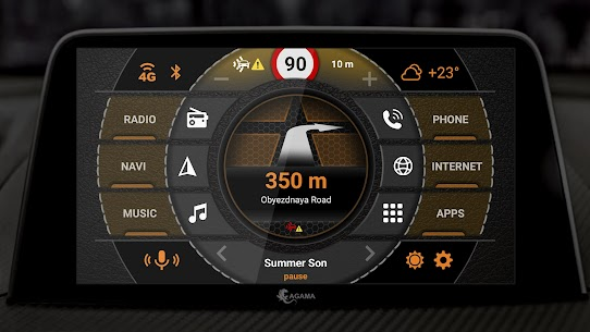 AGAMA Car Launcher Premium v2.8.0 Cracked APK 4
