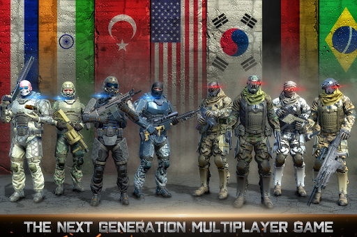 Country War : Battleground Survival Shooting Games 1.7 screenshots 1