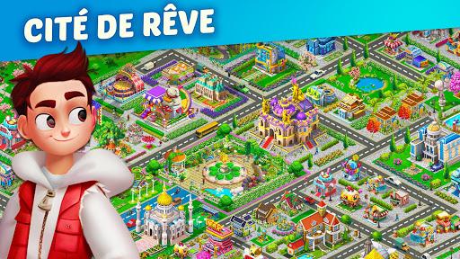 Code Triche LilyCity: Créer une ville de rêve APK Mod screenshots 1