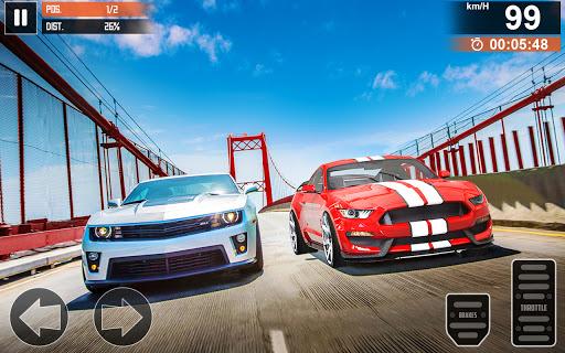 Super Car Racing 2021: Highway Speed Racing Games apkdebit screenshots 8